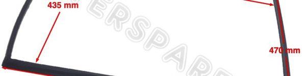 20 00 396p Rational Combi Steamer Oven Door Seal Scc 101