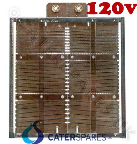 DUALIT USA 110V / 120V OLD STYLE METAL FRAME CENTRE HEATING ELEMENT ...