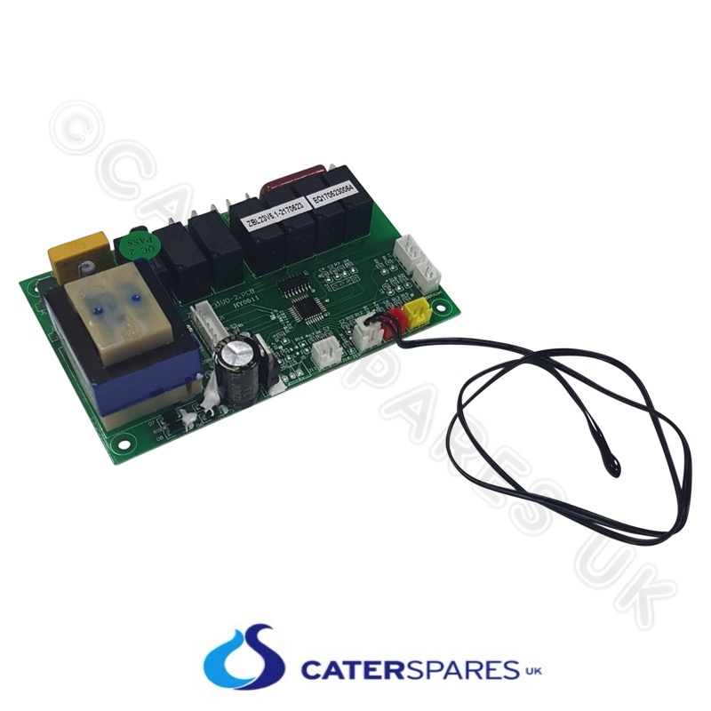 POLAR AA234 PCB T316 ZB20 ICE MAKER MACHINE MAIN CONTROL CIRCUIT ...