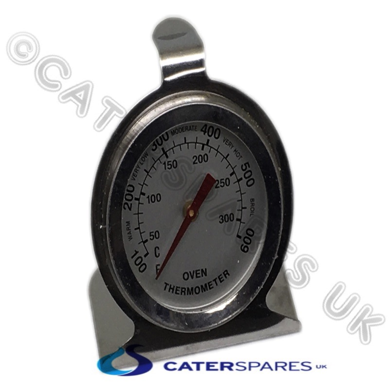 Cooker Temperature Gauge ~ Universal oven stainless steel cooker thermometer