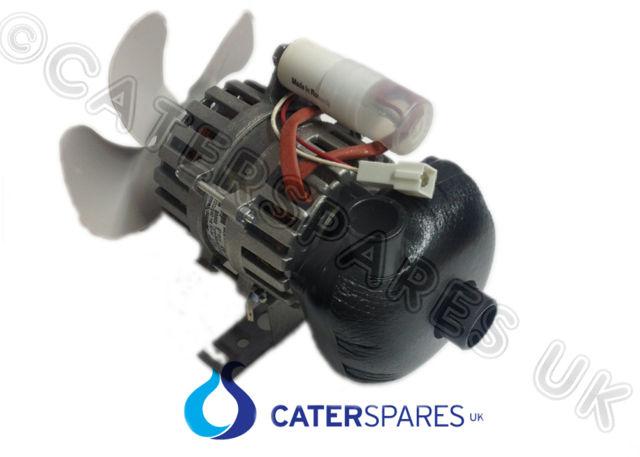 23002 brema ice machine maker water pump motor fan 230v for Water pump motor parts