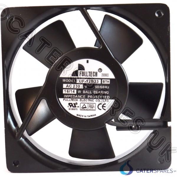 Axial Fan Parts : Williams axial fan motor p n v hz w