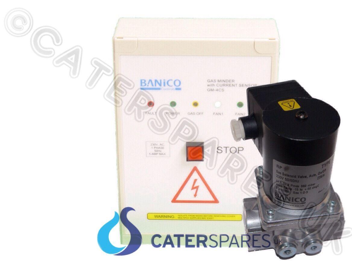 CURRENT SENSOR COMMERCIAL GAS INTERLOCK KIT & 1\