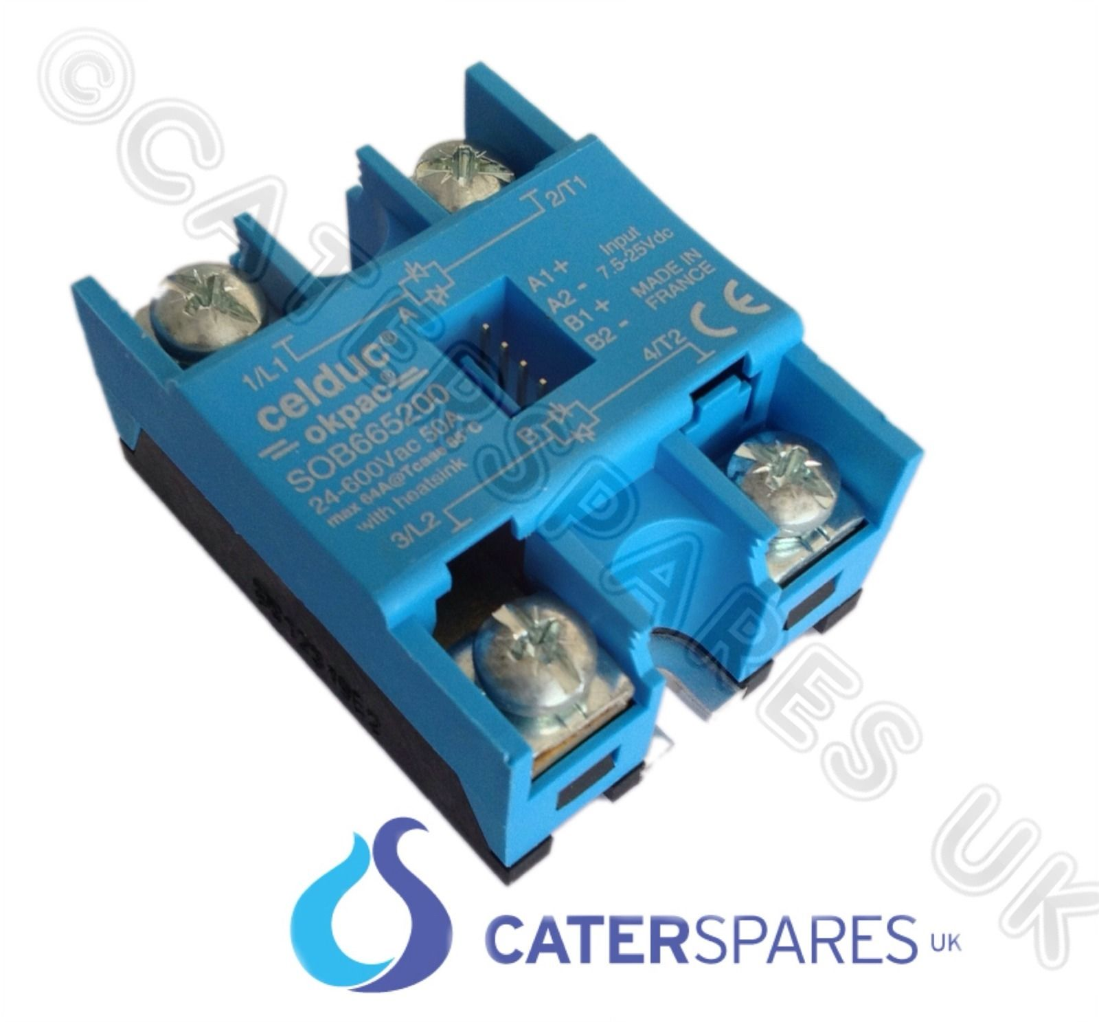 RATIONAL COMBI STEAM OVEN SOLID STATE RELAY NEW TYPE SSR CPC & SCC ...