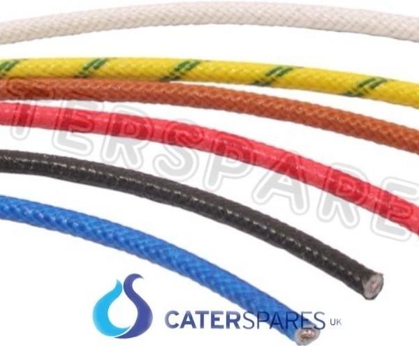 High Temperature Cable : High temperature mm fibreglass wire cable temp
